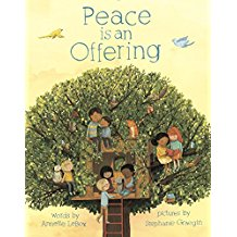 Peace is an Offering
